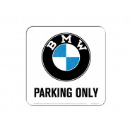Nostalgic Arts BMW Parking Only Sottobicchiere (9x9cm)