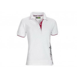 Kawasaki Polo Speed Donna (bianco)