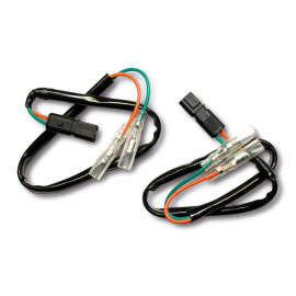 P&W Adapter Cable (Pair) for Turn Signals suitable for several BMW-Models