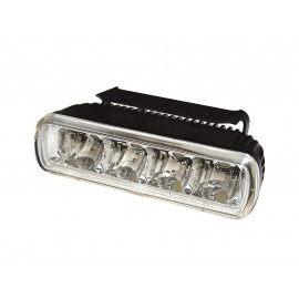 Highsider LED Daytime Running Light with 4 LEDs (square)