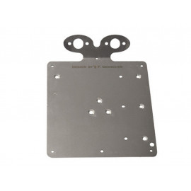P&W LicencePlate Holder (200mm) per 2x PW255-702