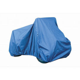 P&W Cover for ATV (L) Polyester (blue)