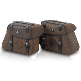 Hepco & Becker Borse lateralis Rugged (C-Bow)