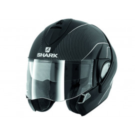 Shark Casco modulare Evoline Series 3 Pro Carbon Stripes