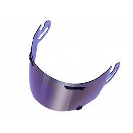 Arai SAI RX-7 GP / Quantum / Rebel / Chaser / Axces II Motorcycle Helmet Visor (purple mirrored)