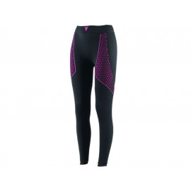 Dainese D-Core Thermo Pantaloni Windstopper Dames (nero/viola)