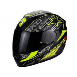 Scorpion Exo 1200 Air Solis Casco integrale (nero/giallo)