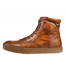 Rokker Sneaker City Motorcycle Boots (brown)