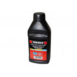 Ferodo Liquido freni DOT 4 (250 ml)