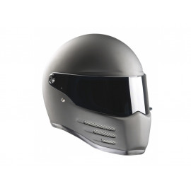 Bandit Fighter Casco integrale (nero opaco)