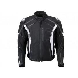 Germot Giacca Moto Eagle Uomo (nero/grigio)