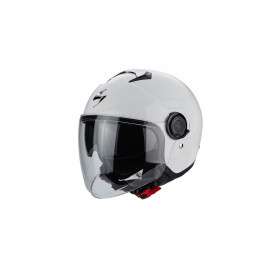 Scorpion Exo City Casco jet (bianco)