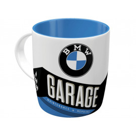 Nostalgic Arts BMW Garage Tazza