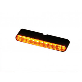 Highsider LED Set indicatori di svolta Stripe (tinto Lente)