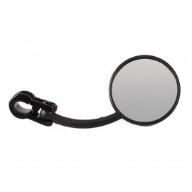 P&W Enduro-Handlebar Mirror right (black)