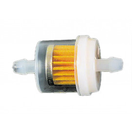 P&W Fuel Filter (Plastic) Connection width 6mm