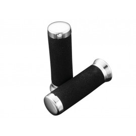 Highway Hawk Soft Handlebar Grips 1 Inch