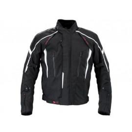 Germot Giacca Moto Supersport Uomo (nero/grigio)